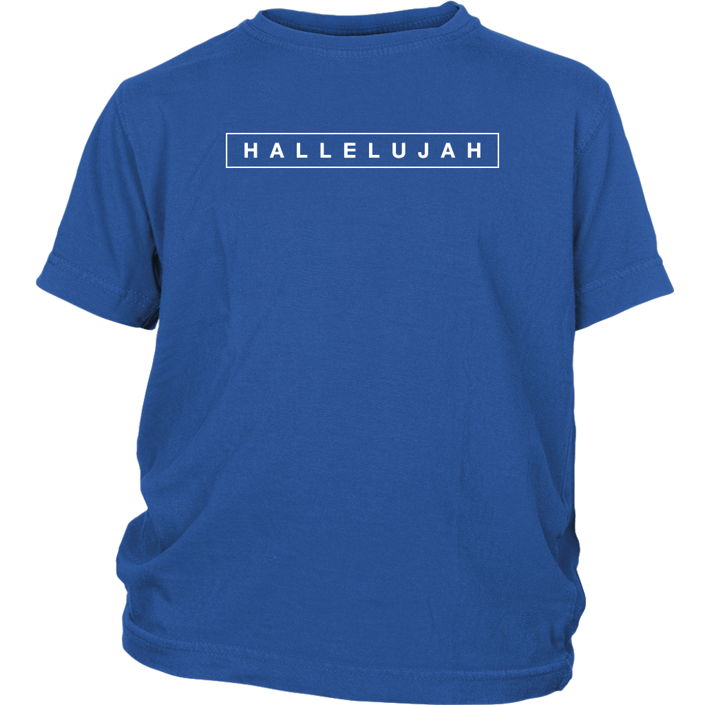 Hallelujah Youth Tee