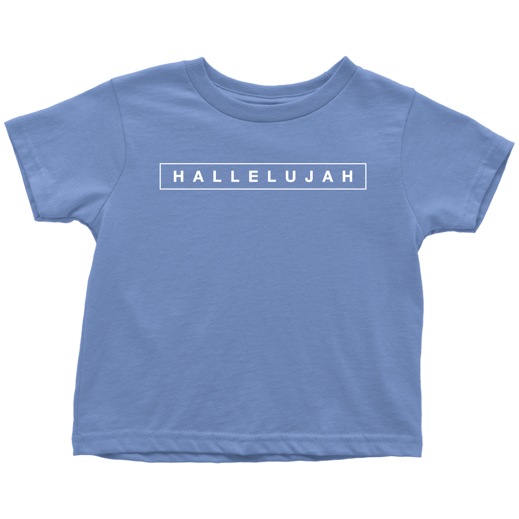 Hallelujah Toddler Tee