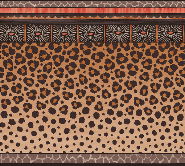 Cole & Son Zulu Border 109/13060