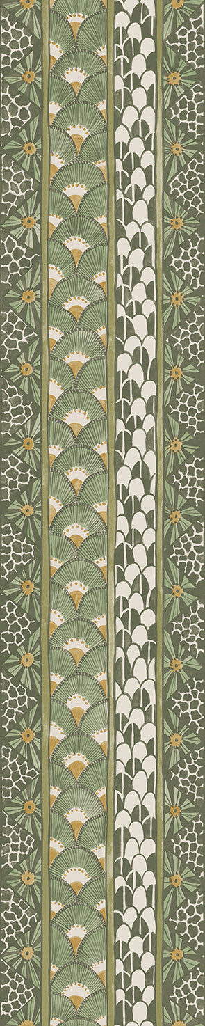 Sample of Cole & Son Ardmore Border 109/5024
