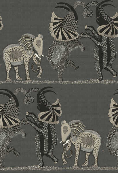Sample of Cole & Son Safari Dance 109/8039