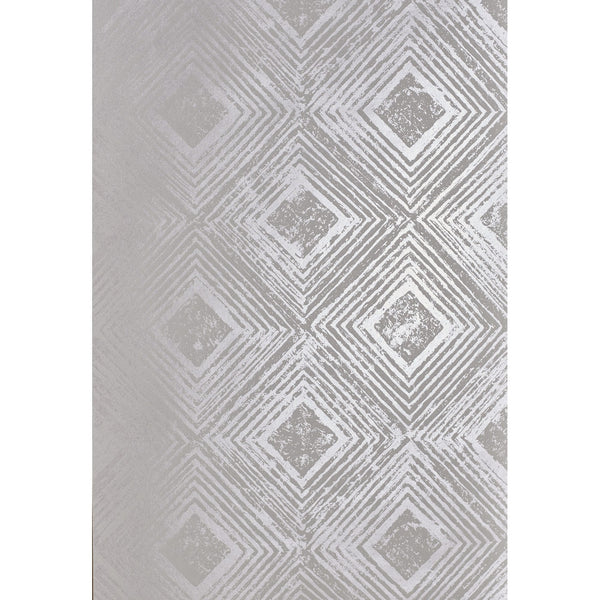 Sample of Prestigious Textiles Symmetry Wallpaper