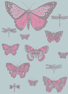 Cole & Son Butterflies & Dragonflies 103/15062