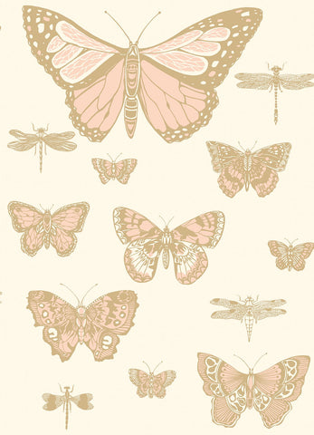 Cole & Son Butterflies & Dragonflies 103/15066