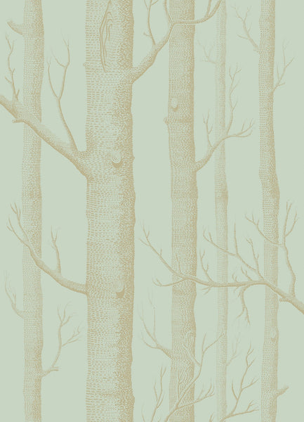 Sample of Cole & Son Woods 103/5023