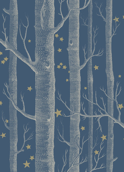 Sample of Cole & Son Woods & Stars 103/11052