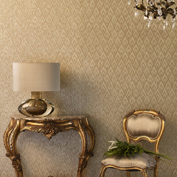 Sample of Prestigious Textiles Facet Wallpaper