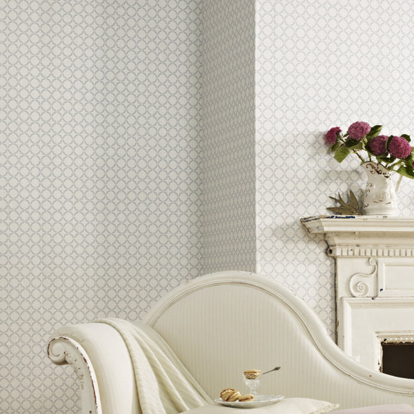 Sample of Prestigious Textiles Cora Wallpaper