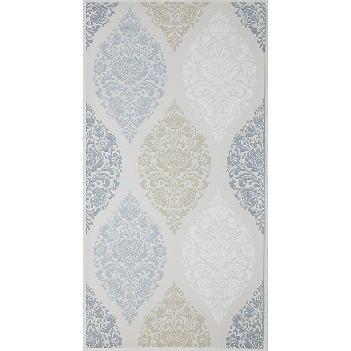 Sample of Prestigious Textiles Loriana Wallpaper
