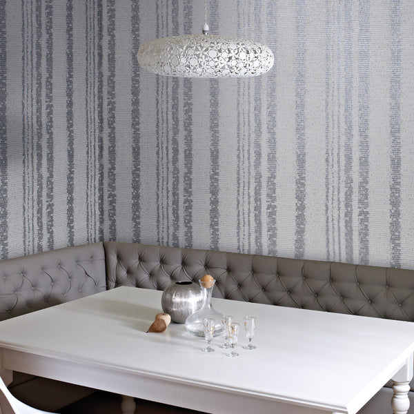 Sample of Prestigious Textiles Burundi Wallpaper