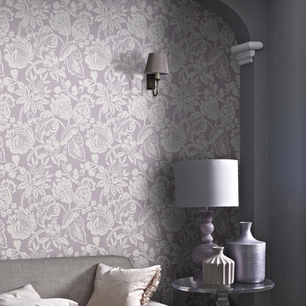Sample of Prestigious Textiles Sabi Wallpaper