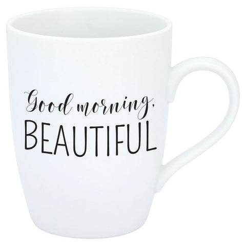 Good Morning, Beautiful Mug