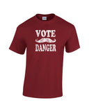 vote danger shirt carlos cardinal