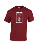 hanged man tarot card shirt cardinal