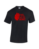 Open Your Heart T-Shirt