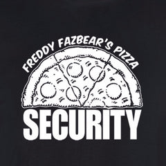 Fazbear's Pizza Security T-Shirt