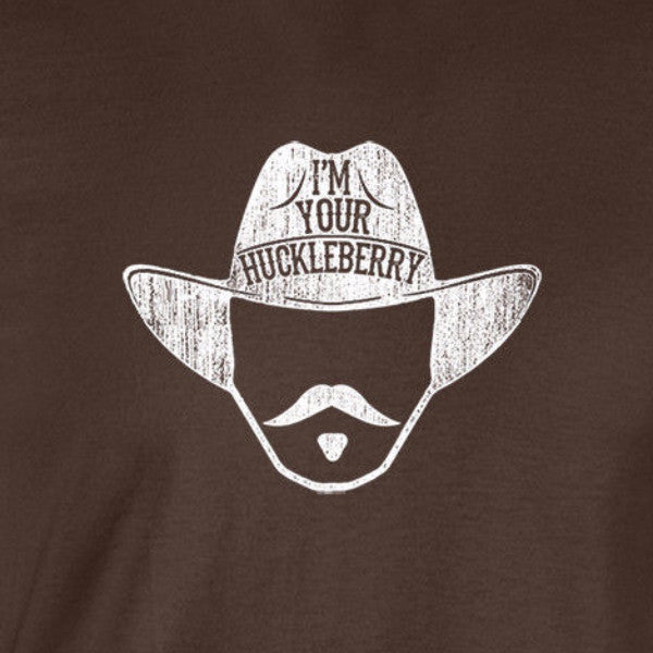 tombstone huckleberrry hat chocolate brown shirt