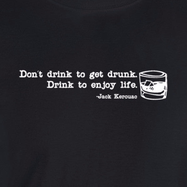 Kerouac Enjoy Life T-Shirt