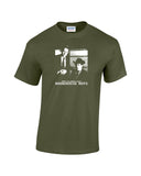 who ya gonna call? bookhouse boys shirt military
