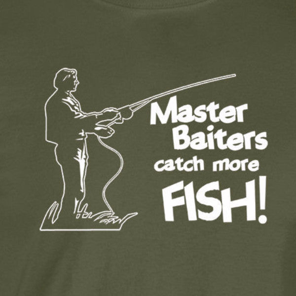 Master Baiters T-Shirt
