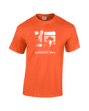 who ya gonna call? bookhouse boys shirt orange