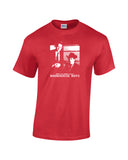 who ya gonna call? bookhouse boys shirt red