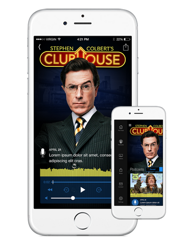 CBS: Stephen Colbert Podcast