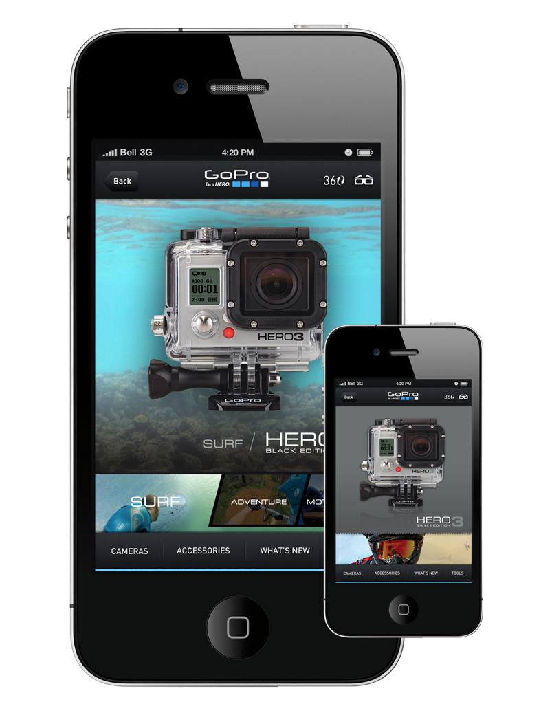 GoPro: Hero3 App Official