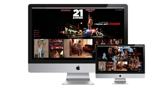 21 & Over: Featured Film
