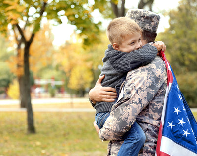 Military Appreciation Month: Honoring our Rights and Freedoms
