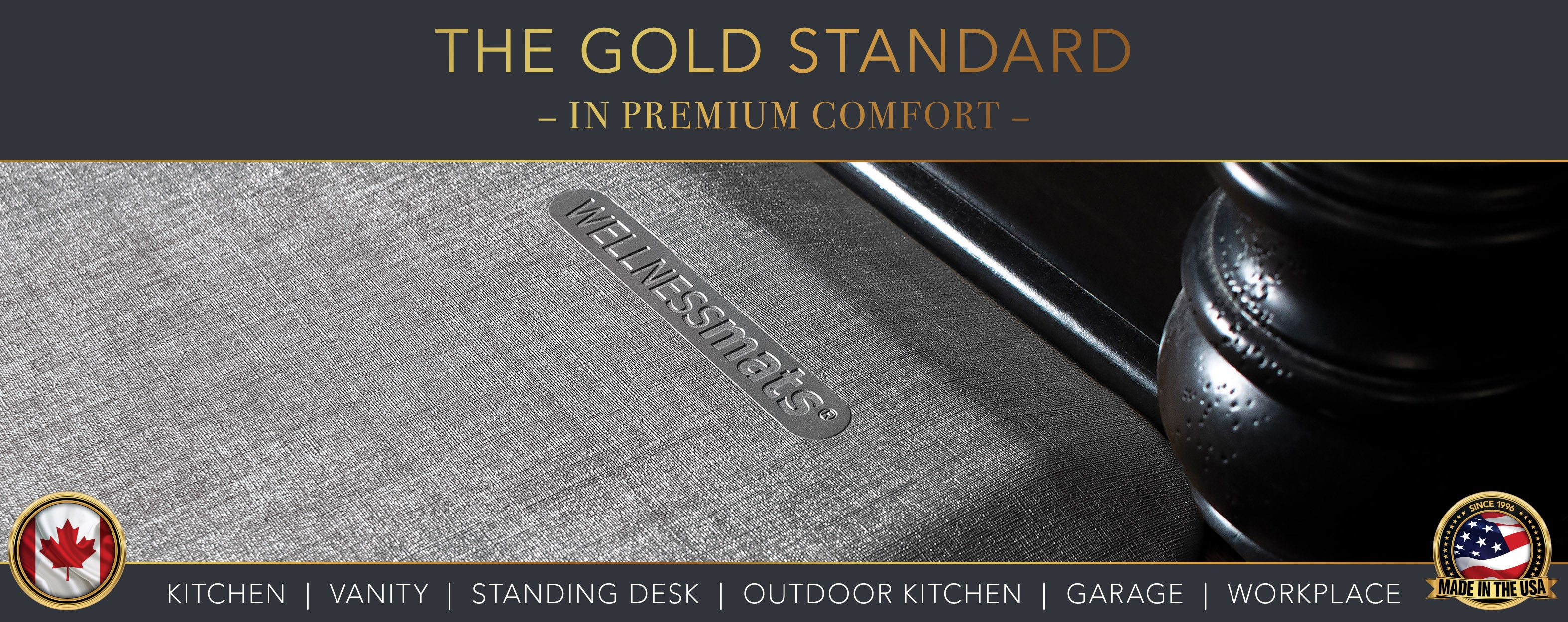 The Gold Standard in Premium Comfort