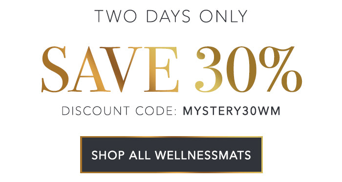Two Days Only - Save 30% with code MYSTERY30WM