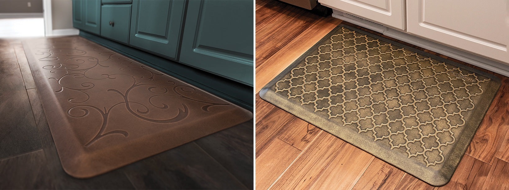 Bella and Trellis WellnessMats for a Kitchen Mat