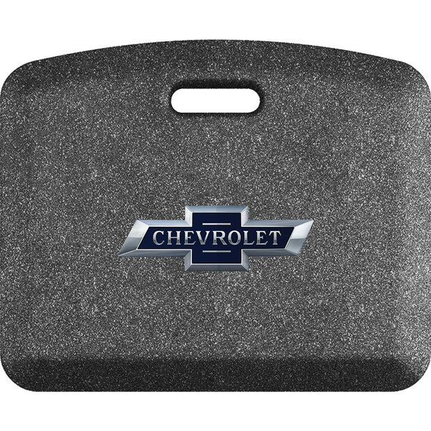 "Licensed Collection – ""Chevrolet Centennial Bowtie"" Logo - WellnessMats"