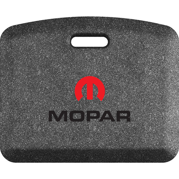 "Licensed Collection – ""Mopar Omega M"" Logo - WellnessMats"
