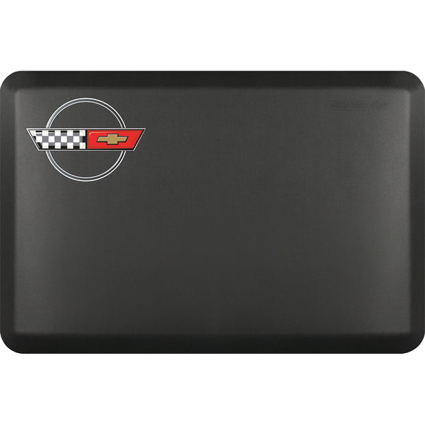 "Licensed Collection – ""C4 Corvette"" Logo - WellnessMats"