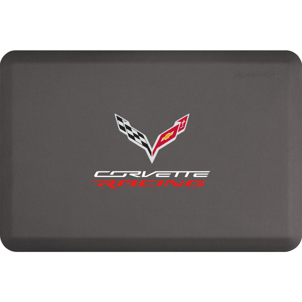 "Licensed Collection – ""Corvette Racing"" Logo - WellnessMats"