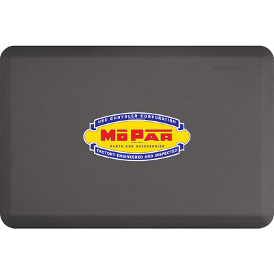 "Licensed Collection – ""Mopar Parts Division"" Logo - WellnessMats"