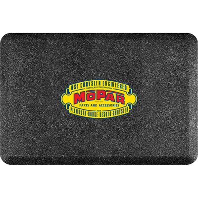 "Licensed Collection – ""Mopar Parts Vintage"" Logo - WellnessMats"