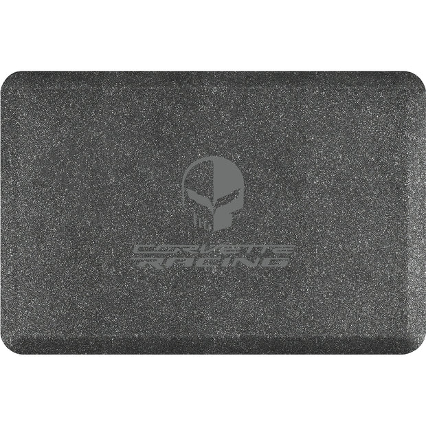 "Licensed Collection – ""Corvette Racing Jake Gray"" Logo - WellnessMats"