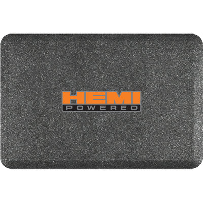 "Licensed Collection – ""HEMI Powered"" Logo - WellnessMats"