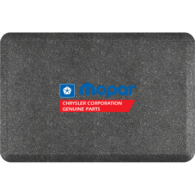 "Licensed Collection – ""Mopar Genuine Parts"" Logo - WellnessMats"