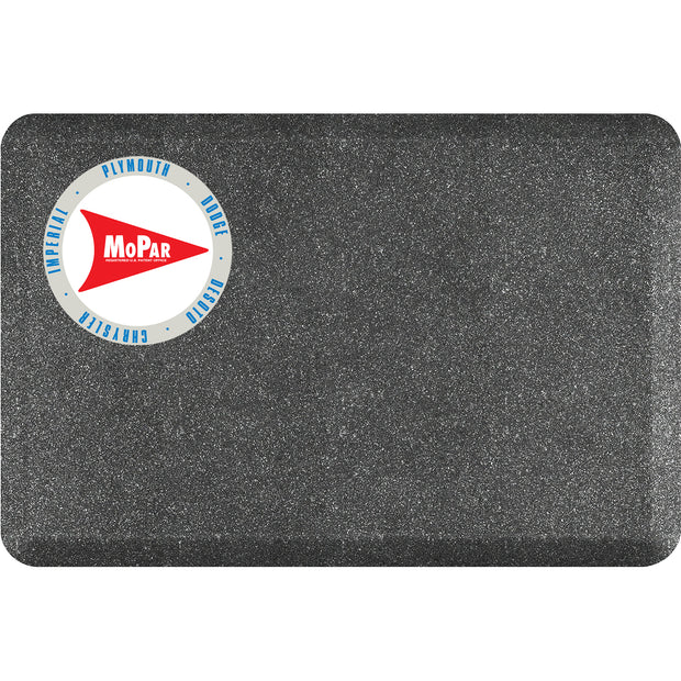 "Licensed Collection – ""Mopar Forward Look"" Logo - WellnessMats"