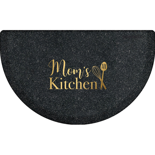 "Signature Exclusive ""Mom's Kitchen"" – Semi-Circle - WellnessMats"