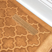 Trellis Collection – Aztec Gold - WellnessMats