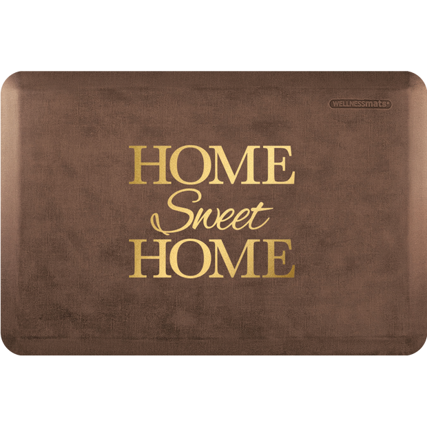 "Signature Exclusive ""Home Sweet Home"" – Linen - WellnessMats"