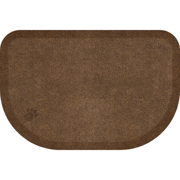 PetMat Rounded Collection – Golden Retreat - WellnessMats