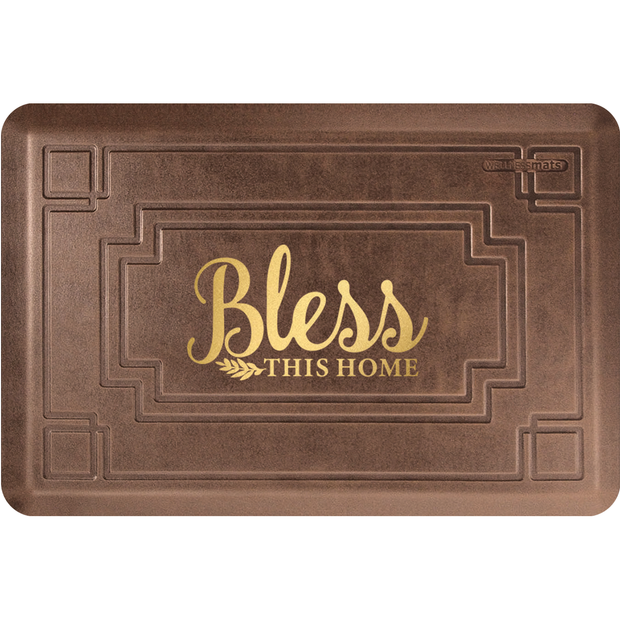 "Signature Exclusive ""Bless This Home"" – Gatsby - WellnessMats"