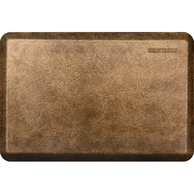 Leather Collection – Bronze - WellnessMats