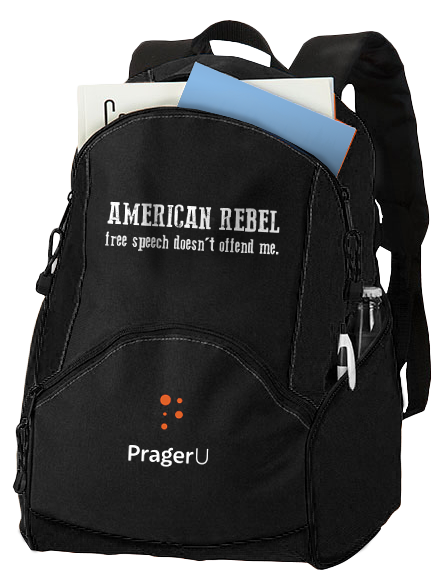 PragerU American Rebel Backpack